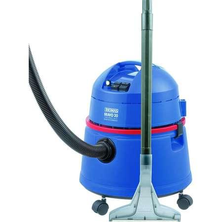 Aspirator cu pulverizare Thomas Bravo 20 788074 Recipient aspirare uscata si umeda 20L 1400W Splash Water Proof Adriatic Blue