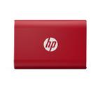 P500 250GB USB 3.1 Type-C Red