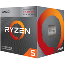 Ryzen 5 3400G Quad-Core 3.7GHz Socket AM4 BOX
