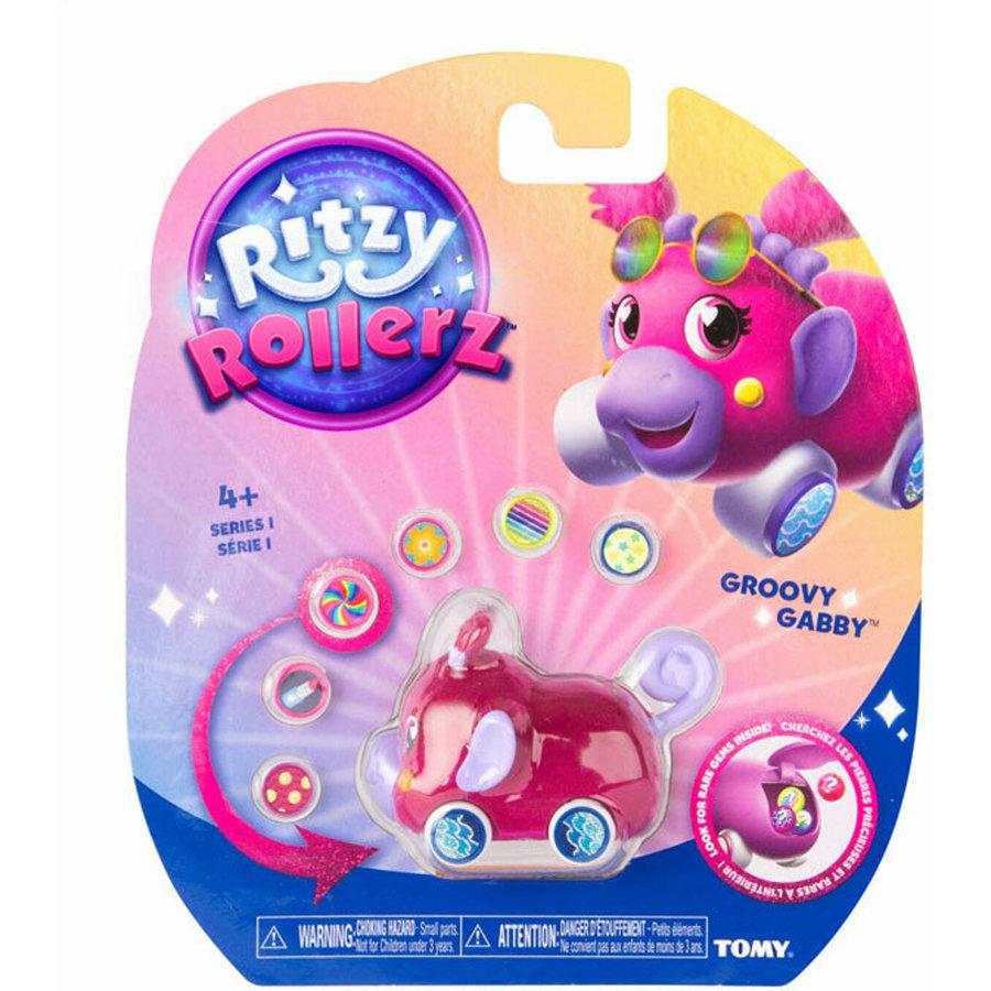 Vehicul Ritzy Rollerz Maimutica Gabby