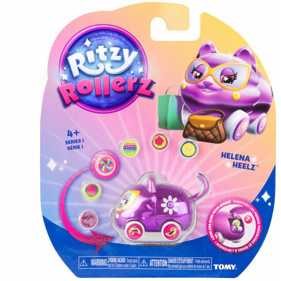 Vehicul Ritzy Rollerz Pisicuta Helena Heelz