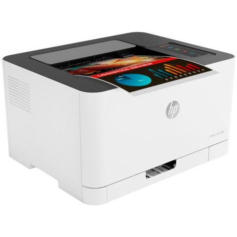 Imprimanta laser color 150NW Retea USB Wi-Fi A4 Alb thumbnail