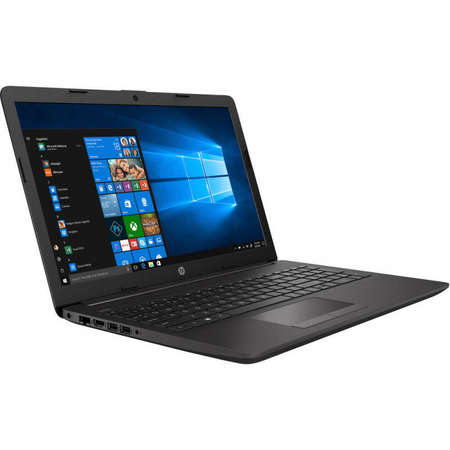 Laptop HP 250 G7 15.6 inch HD Intel Core i3-7020U 4GB DDR4 500GB HDD DVD-WR Dark Ash Silver