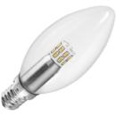 ZAR0361 2.8W E14 240 lm lumina alba calda A++