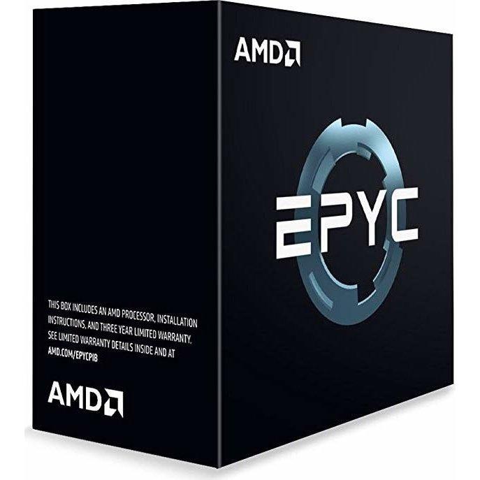 Procesor server Epyc 7451 24-Cores 2.3 Ghz 64MB SP3 Box