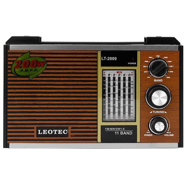 Radio portabil retro LT-2009 Maro
