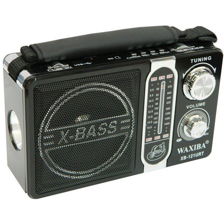 Radio portabil XB-121N Negru