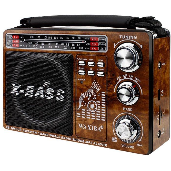 Radio portabil XB-1043M Maro