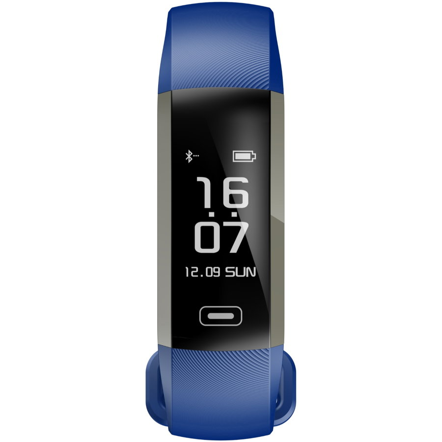 Bratara Fitness FitGo FW11 Light Blue thumbnail