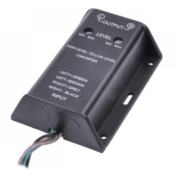 Convertor semnal URZ0570 Hi-Low pentru amplificator auto thumbnail