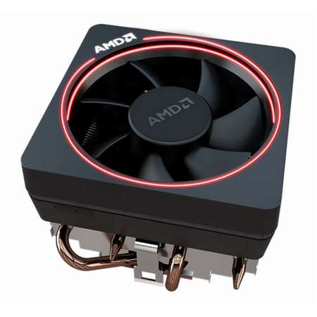 Cooler CPU AMD Wraith Max cooler RGB LED
