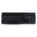 Tastatura Logitech K120 USB Black Bulk