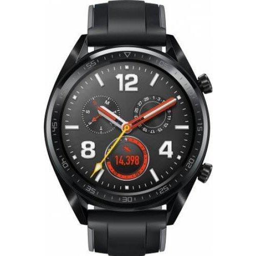 Smartwatch Watch Gt B19s Bratara Neagra Silicon Sport Negru