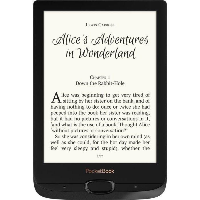 eBook reader Basic Lux 2 Obsidian Black thumbnail
