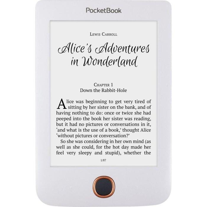 eBook reader Basic 3 White thumbnail