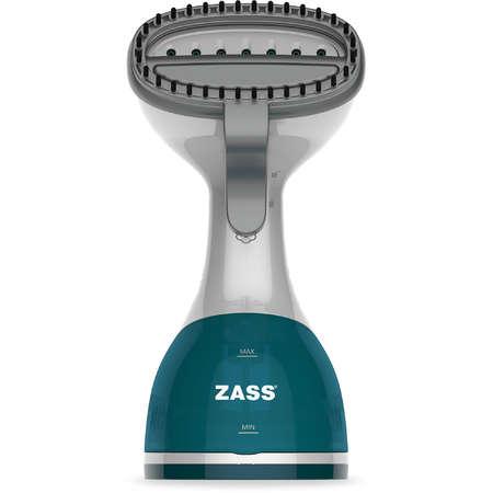 Aparat de calcat vertical portabil Zass ZGS 01 0.26 Litri 1000W Alb / Albastru
