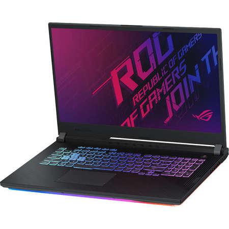 Laptop Asus ROG G731GT-AU004 17.3 inch FHD Intel Core i7-9750H 8GB DDR4 512GB SSD nVidia GeForce GTX 1650 4GB Black