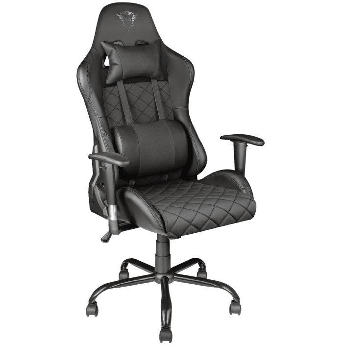 Scaun gaming GXT707G Resto Chair Black