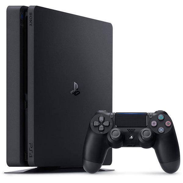 Consola Playstation 4 PS4 SLIM 500GB Negru