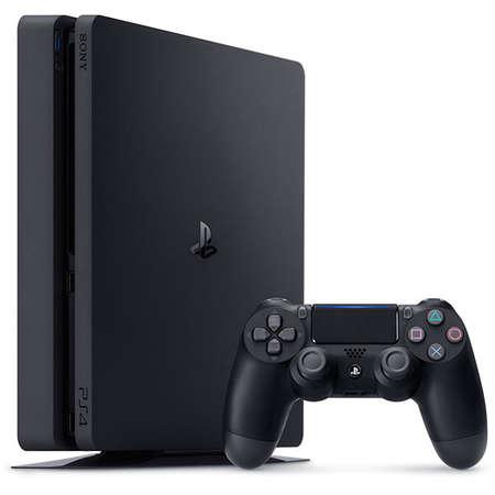 Consola Sony Playstation 4 PS4 SLIM 500GB Negru