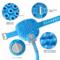 Accesoriu NEX CARE pentru Ingrijirea Animalelor de Companie 380g Curațare profunda Masaj Albastru