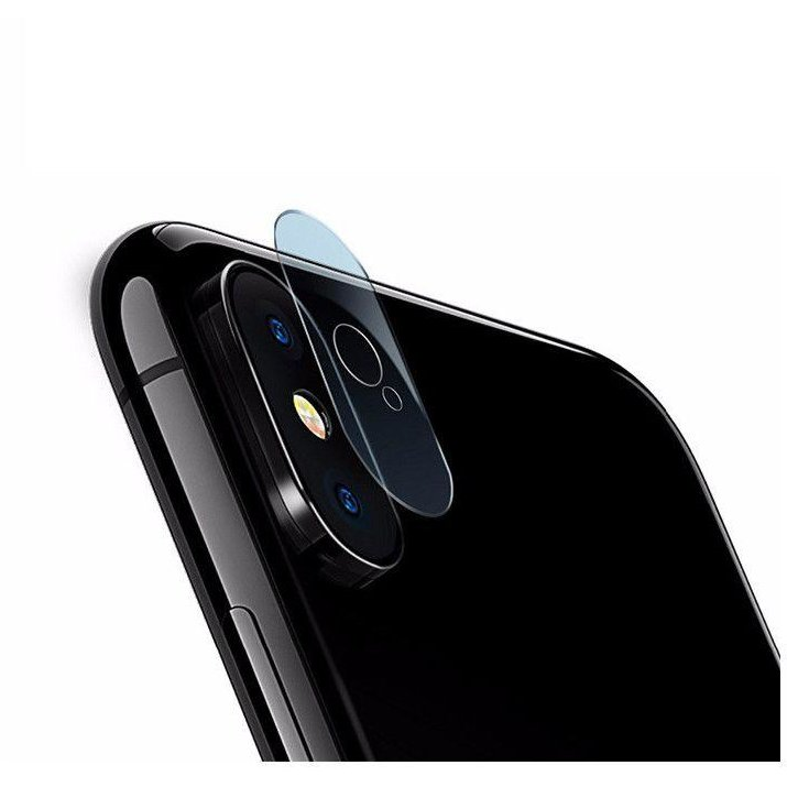 Folie protectie camera foto Flexible Glass iPhone X/Xs 4-Pack