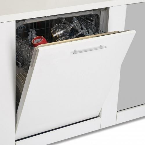 Masina de spalat vase incorporabila HDW-BI6005A++ 12 seturi 5 programe Clasa A++ Alb thumbnail