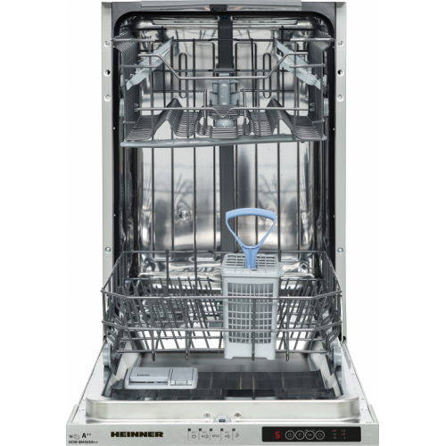 Masina de spalat vase incorporabila HDW-BI4505A++ 10 seturi 5 programe Clasa A++ Alb thumbnail