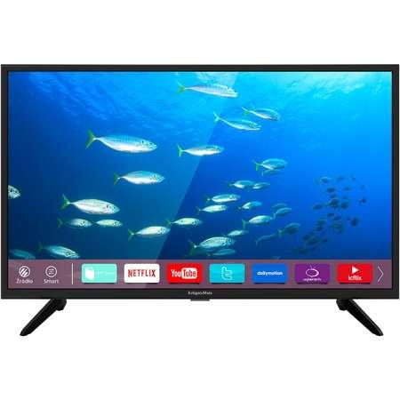 Televizor Kruger&Matz LED Smart TV KM0243FHD-S3 108cm Full HD Black