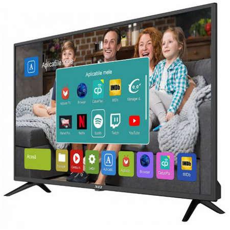 Televizor Nei LED Smart TV 40NE5505 101cm Full HD Black