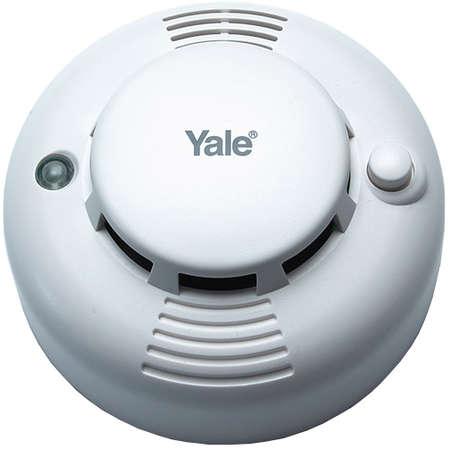 Senzor de fum pentru alarma Yale White