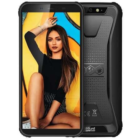Telefon mobil iHunt S60 Discovery Plus 16GB 3GB RAM IP68 NFC Dual Sim 4G Black (Android 9)