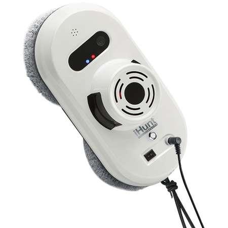 Robot autonom curatare geamuri iHunt Indicator luminos Giroscop 96W Alb