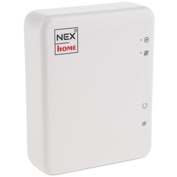Modul de conectare HOME 97 x 77mm 5V 1A 433Mhz Micro USB Alb thumbnail