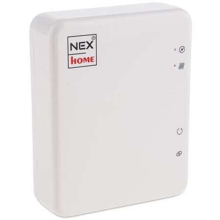 Modul de conectare NEX HOME 97 x 77mm 5V 1A 433Mhz Micro USB Alb
