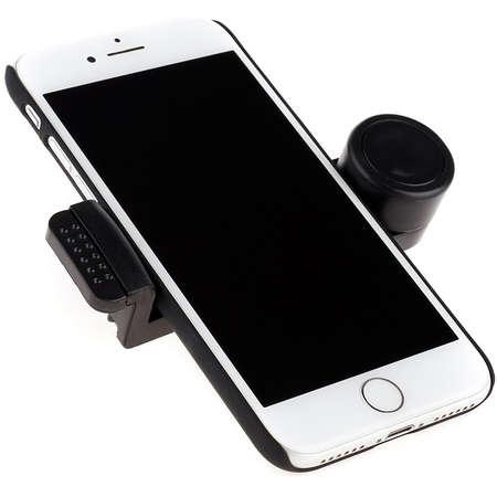 Suport telefon auto NEX Compatibilitate Universala Deschidere Brate 53mm-90mm Rotire 360 grade Negru