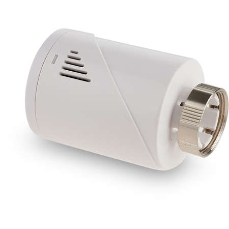 Termostat NEX Smart Home Wireless Programabil Display 27mm 5 Butoane Usor de Instalat Alb