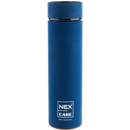 Termos NEX CARE PREMIUM 500ml Diametru interior 55mm Dimensiuni 237 x 65mm Albastru