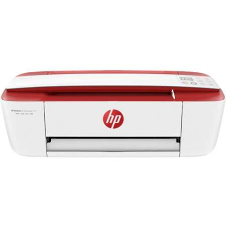 Multifunctionala HP Deskjet Ink Advantage 3788 All-in-one A4 Wi-Fi Rosu