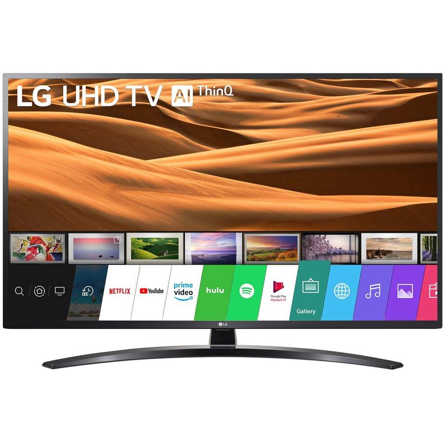 Televizor LED Smart TV 55UM7450PLA 139cm Ultra HD 4K Black
