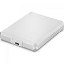 Mobile Drive 5TB USB-C 2.5 inch Moon Silver