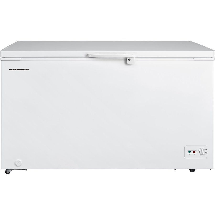 Lada frigorifica HCF-M418CA+ 418 Litri Clasa A+ Alb thumbnail