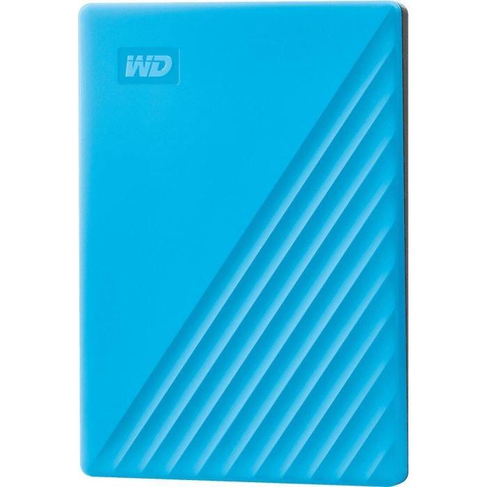 Hard Disk Extern My Passport 2tb Usb 3.2 2.5 Inch Blue