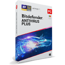 Antivirus BitDefender Antivirus Plus 2020 1 Dispozitiv 1 An Licenta noua Retail Box