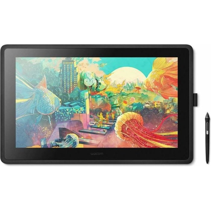 Tableta grafica Cintiq 22 21.5 inch Black thumbnail