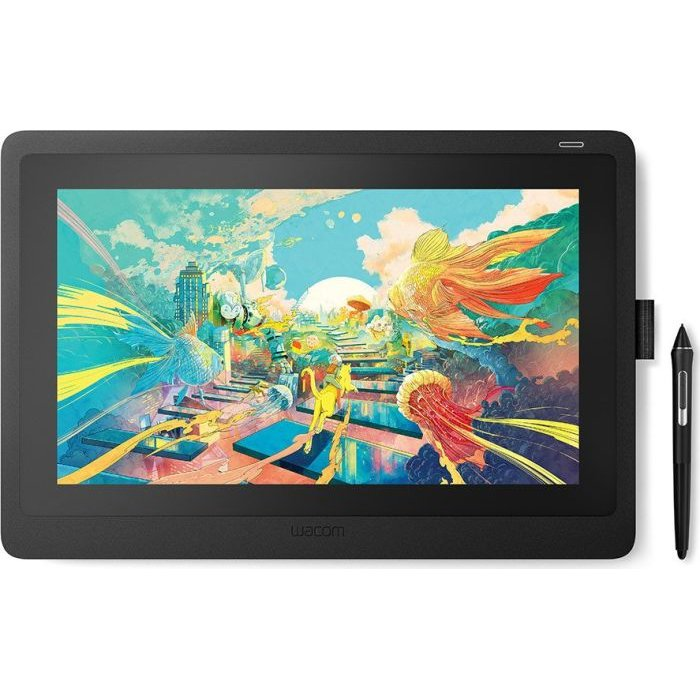 Tableta grafica Cintiq 16 15.6 inch Black thumbnail
