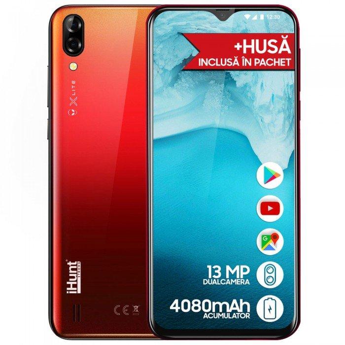 Smartphone Alien X Lite 2020 16GB 1GB RAM Dual SIM Red