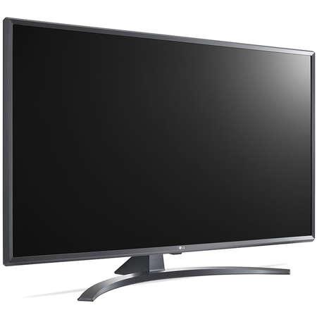 Televizor LG LED Smart TV 43UM7400 109cm Ultra HD 4K Black