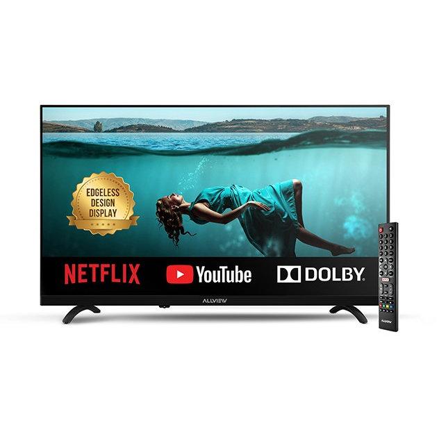 Televizor LED Smart TV 32ATS5500-H-N 81cm HD Ready Black