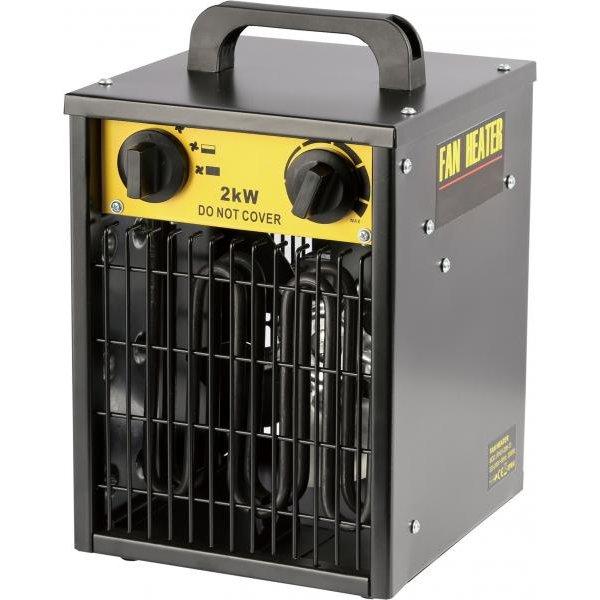Aeroterma electrica PRO 2 kW D thumbnail